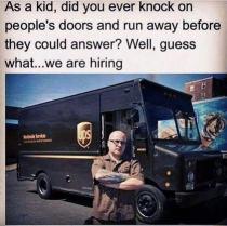 ups hiring
