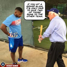untitled grand slam Bernie