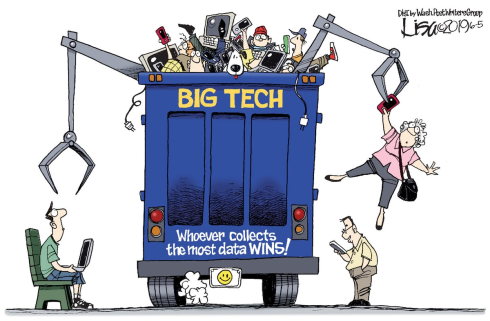 Big Tech winner