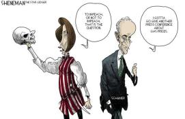 to impeach