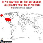 2nd amendment countries