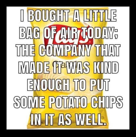 air and chips