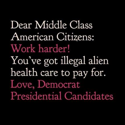 Dear Middle Class