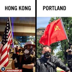 hongkong vs portland