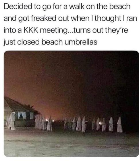 KKK meeting