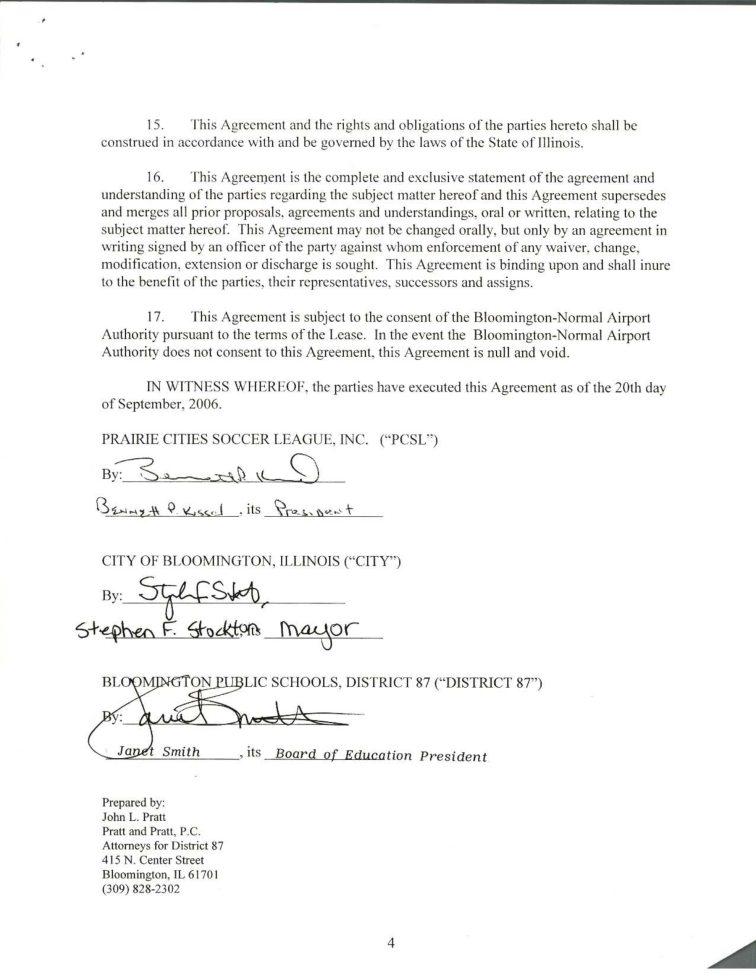 PCSL Expired Soccer Agreement (d)