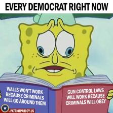 walls wont work vs guns