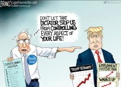 bernie dictator