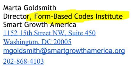 fct13 - Form Based Code