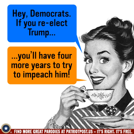 4 more yrs to impeach
