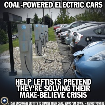 coal burning electric cars
