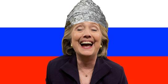 Hillary conspiracy theorist