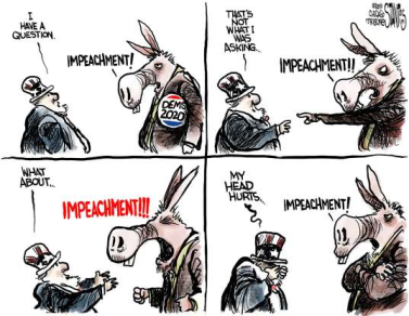 impeachment is the answer