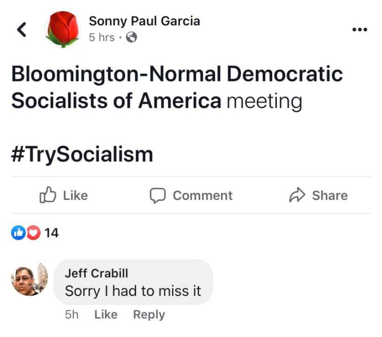 try socialism