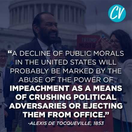 abuse of impeachment