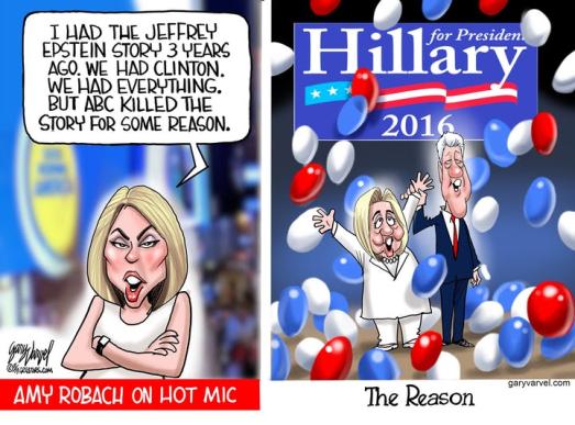 Epstein the reason