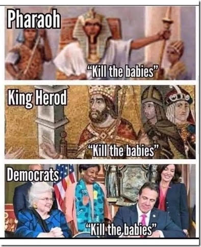 kill the babies