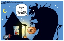 Trick or Treat debt