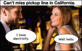 Cal pickup line