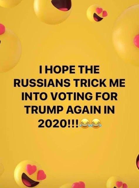 hope russians trick me again
