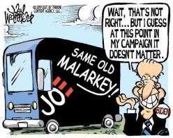 just malarky tour