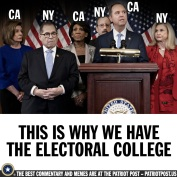 why there is an electoral college