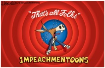 impeachment toons