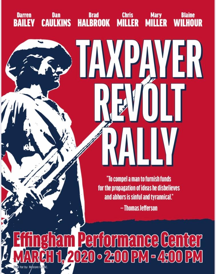 taxpayers revolt