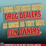 leftists hate