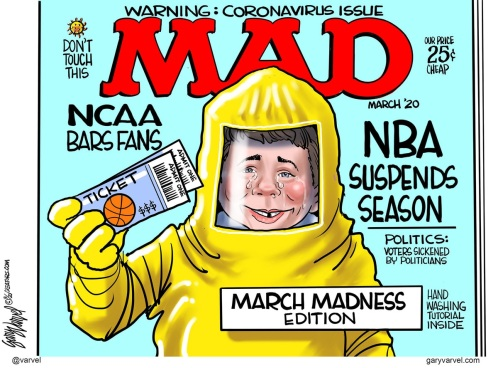 March MADness edition
