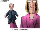 Schumer hand-puppet