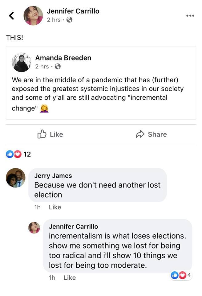 socialist Jenn