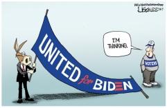 United for biden maybe