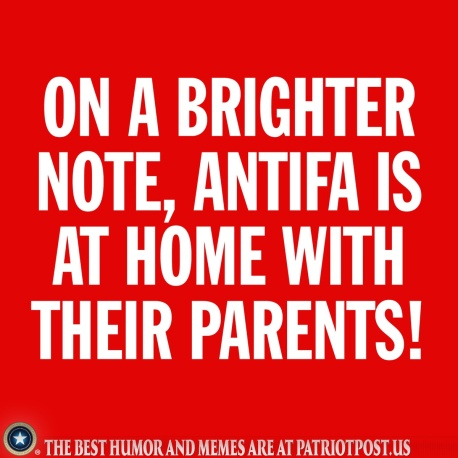 antifa home with parents