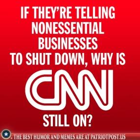 CNN essential huh