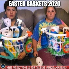Easter baskets 2020