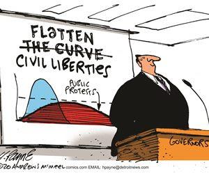 flatten liberties