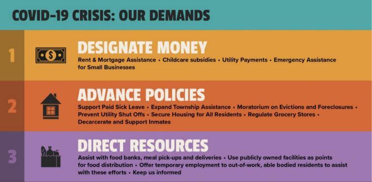 IPA demands