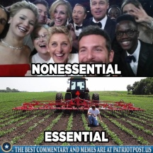 non- and essential
