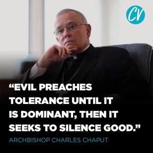 Bishop Chaput