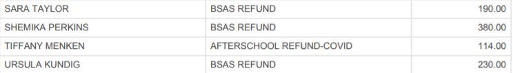 refund 5