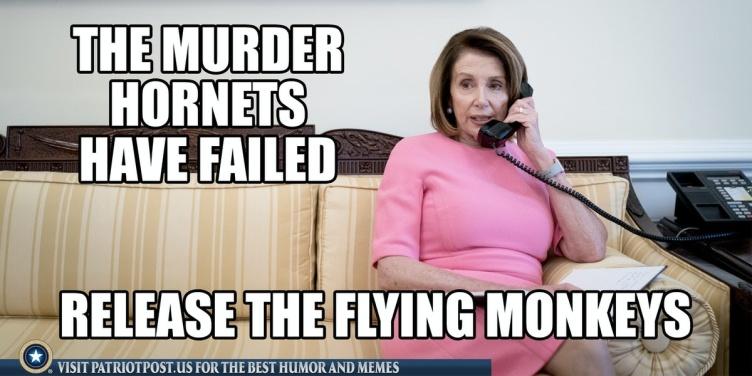 release the flying monkeys
