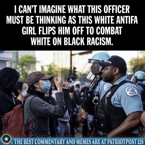 combating white on black racism