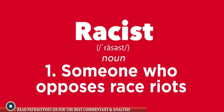 Dem definition of racist