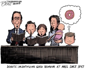 donut incentive