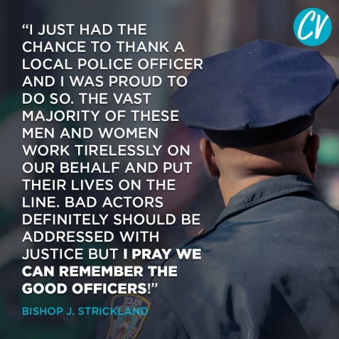 good officers