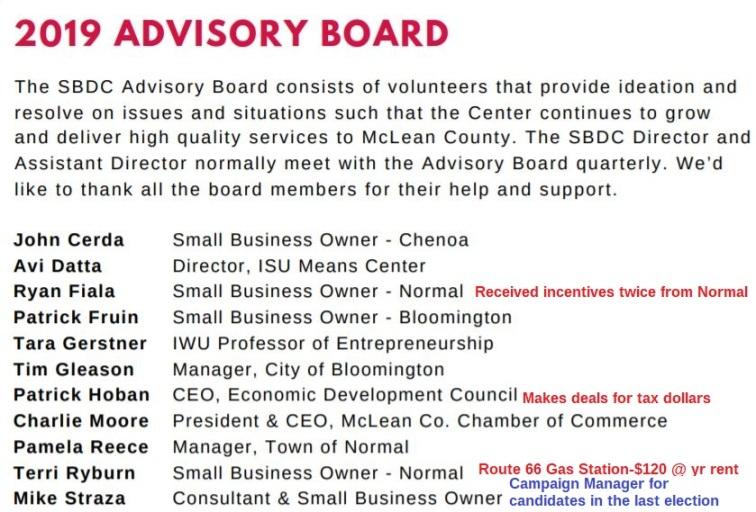 advidsory Board