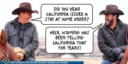 california wyoming