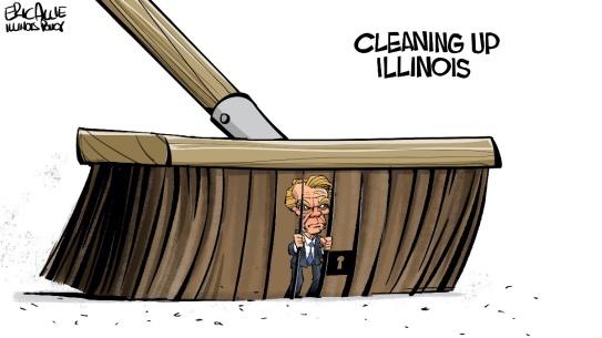 clean up Illinois