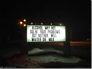 alcohol may not